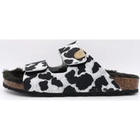 Zapatos Mujer Zuecos (Mules) Billowy 7058C04 Negro