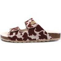 Zapatos Mujer Zuecos (Mules) Billowy 7058C05 Marrón