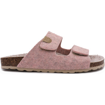 Zapatos Mujer Zuecos (Mules) Billowy 7058C11 Rosa