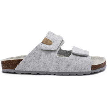Zapatos Mujer Zuecos (Mules) Billowy 7058C12 Gris
