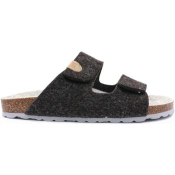 Zapatos Mujer Zuecos (Mules) Billowy 7058C13 Negro