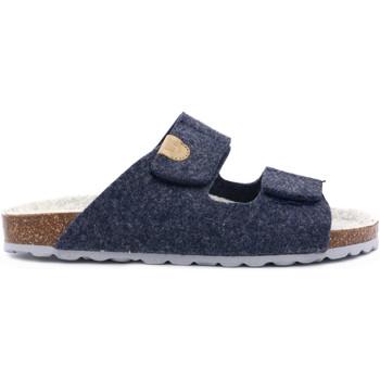 Zapatos Mujer Zuecos (Mules) Billowy 7058C16 Azul