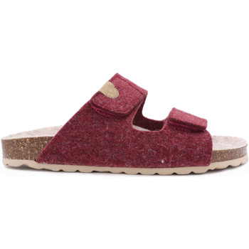 Zapatos Mujer Zuecos (Mules) Billowy 7058C17 Rojo