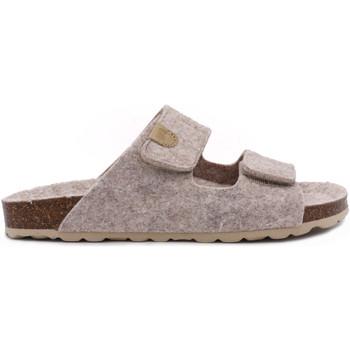 Zapatos Mujer Zuecos (Mules) Billowy 7058C18 Marrón