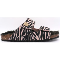 Zapatos Mujer Zuecos (Mules) Billowy 7058C24 Negro
