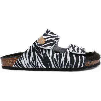 Zapatos Mujer Zuecos (Mules) Billowy 7058C25 Negro