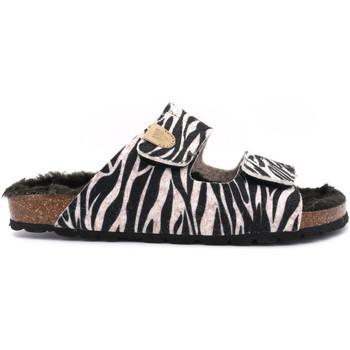 Zapatos Mujer Zuecos (Mules) Billowy 7058C27 Negro