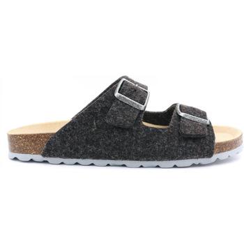 Zapatos Mujer Zuecos (Mules) Billowy 7059C13 Negro