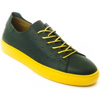 Zapatos Mujer Zapatillas bajas Montevita 71824 GREEN