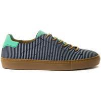 Zapatos Mujer Zapatillas bajas Montevita 71829 BLUE