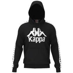 textil Hombre Sudaderas Kappa Hurtado Hooded Negros