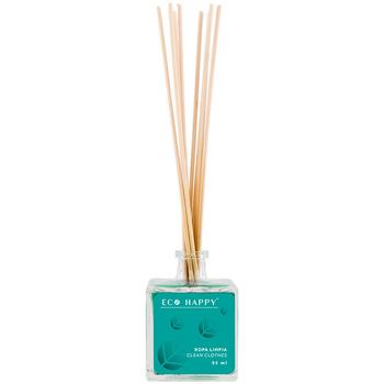 Casa Velas, aromas Eco Happy Ropa Limpia Ambientador Mikado