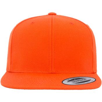 Accesorios textil Hombre Gorra Yupoong FF6089M Naranja