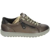 Zapatos Mujer Zapatillas bajas Jana Sneaker 23611 Gris Gris