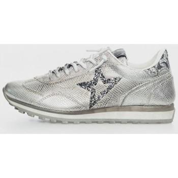Zapatos Mujer Zapatillas bajas Cetti 1259 Plata