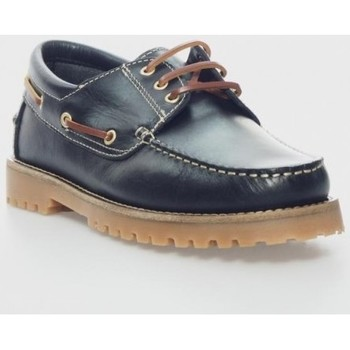 Zapatos Hombre Mocasín Kamome 801 Azul
