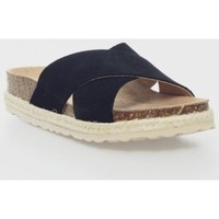 Zapatos Mujer Zuecos (Mules) Trend Shoes 18002 Negro