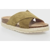 Zapatos Mujer Zuecos (Mules) Trend Shoes 18002 Verde