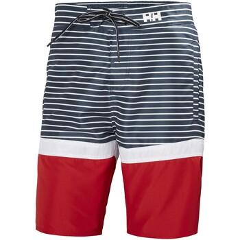 textil Hombre Bañadores Helly Hansen marstrand trunk navy stripe