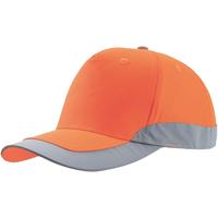 Accesorios textil Gorra Atlantis  Naranja Visible