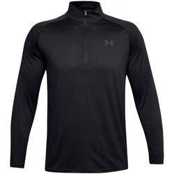 textil Hombre Camisetas manga larga Under Armour UA004 Negro