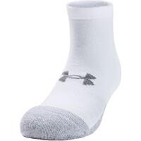Accesorios Hombre Calcetines Under Armour UA015 Blanco