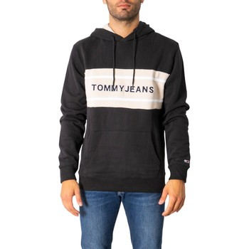 textil Hombre Sudaderas Tommy Hilfiger DM0DM09651 Nero