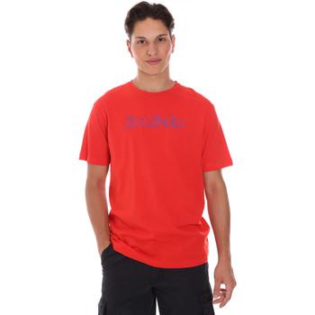textil Hombre Camisetas manga corta Invicta 4451242/U Rojo