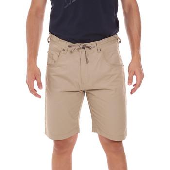 textil Hombre Shorts / Bermudas Key Up 2P025 0001 Beige