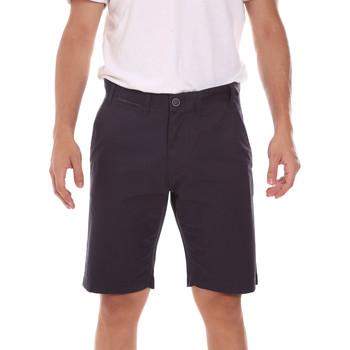 textil Hombre Shorts / Bermudas Key Up 2P022 0001 Negro