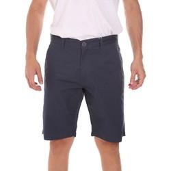 textil Hombre Shorts / Bermudas Key Up 2P021 0001 Azul