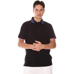textil Hombre Polos manga corta Invicta 4452240/U Negro