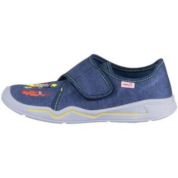 Zapatos Niños Zapatillas bajas Superfit Benny Azul marino