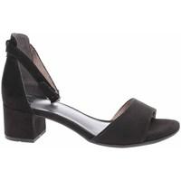 Zapatos Mujer Sandalias Jana 882836026001 Negros