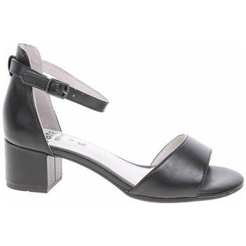 Zapatos Mujer Sandalias Jana 882833424001 Negros
