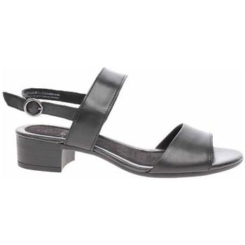 Zapatos Mujer Sandalias Jana 882820324001 Negros