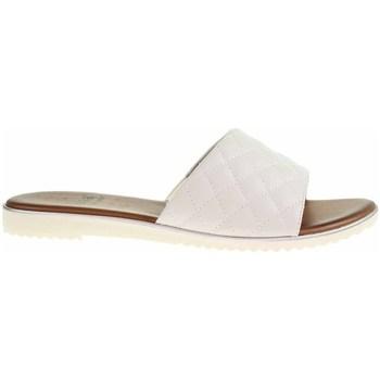 Zapatos Mujer Zuecos (Mules) Jana 882710626100 Blanco