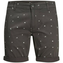 textil Hombre Shorts / Bermudas Produkt Takm chino 12171311 Gris