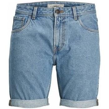 textil Hombre Shorts / Bermudas Produkt BERMUDAS VAQUERAS HOMBRE  12172070 Azul