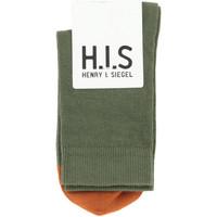 Accesorios Niños Calcetines H.i.s Socks Kids Verde