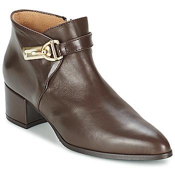 Zapatos Mujer Low boots Marian MARINO Marrón