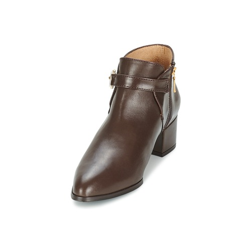 Mujer Low Marian Marrón Zapatos Marino Boots 3Tl1cFJK