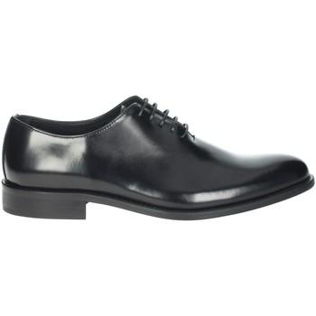 Zapatos Hombre Richelieu Hudson 38132 Negro