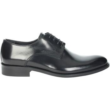 Zapatos Hombre Richelieu Hudson 38020 Negro