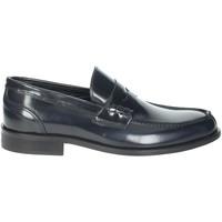 Zapatos Hombre Mocasín Hudson 100 Azul