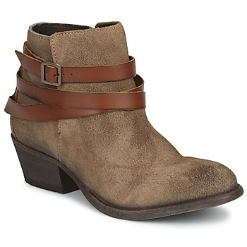 Zapatos Mujer Botines Hudson HORRIGAN Marrón