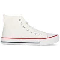 Zapatos Mujer Zapatillas altas Chika 10 CITY 02N Blanco/White
