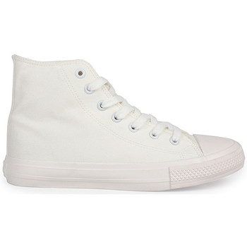 Zapatos Mujer Zapatillas altas Chika 10 CITY 02N Blanco/Full White