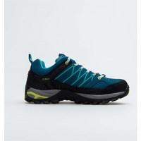 Zapatos Mujer Senderismo Cmp Rigel Wmn WP Azul turquesa