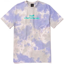 textil Hombre Camisetas manga corta Huf T-shirt chemistry ss Violeta